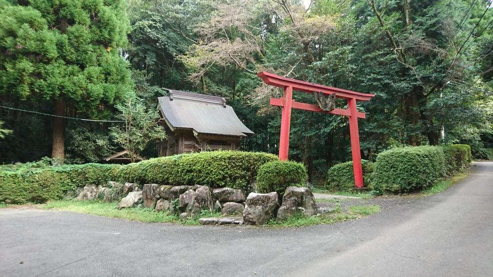 揺ヶ池神社